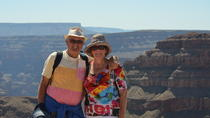 Det ultimata 3-i-1-paketet till Grand Canyon, Las Vegas, Air Tours