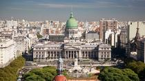 3 Nights in Buenos Aires with Guided City Tour and Tango Show, Buenos Aires, Private Sightseeing...