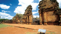 Full-Day Tour to the San Ignacio Mission and Wanda Mines from Puerto Iguazú, Puerto Iguazu, ...