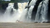 Iguassu Falls Day Tour from Puerto Iguazú with Waterfall Boat Ride, Puerto Iguazu, Day Cruises