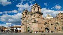 Cusco Archeological and Religious Sites Tour Including Sacsayhuaman and Cathedral of Santo Domingo, ...