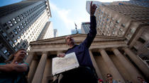 New York City and Wall Street Financial Crisis Tour, New York City, Walking Tours
