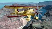 Biplane Tour of Las Vegas Including Hoover Dam and Lake Mead, Las Vegas, Air Tours