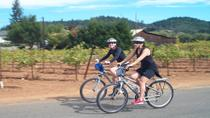 Wine Country Sip 'n' Cycle Bike Tour, Napa & Sonoma, Wine Tasting & Winery Tours