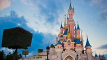 Disneyland Paris-billet: 1 dag, 2 parker, Paris