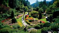 Victoria and Butchart Gardens Tour from Vancouver, Vancouver, Dolphin & Whale Watching