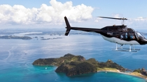 Bay of Islands und Hole in the Rock: Panorama-Hubschrauberflug, Bay of Islands, Helicopter Tours