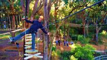 Enchanted Adventure Garden Canopy Tour and Mornington Peninsula from Melbourne, Melbourne, Day Trips