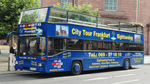 Frankfurt City Hop-On Hop-Off Tour, Frankfurt, Day Cruises
