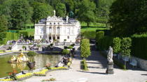 Frankfurt Combo: Neuschwanstein Castle, Linderhof Palace and Rothenburg Day Trip, Frankfurt, ...