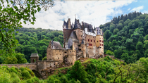Frankfurt Super Saver: City Highlights Tour plus Eltz Castle with Rhine River Dinner, Frankfurt, ...