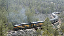 Grand Canyon Railroad Excursion, Sedona & Flagstaff, Rail Tours