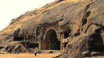 Private Tour: Kanheri Caves, Elephanta Caves or Karla and Bhaja Caves from Mumbai, Mumbai, Private ...