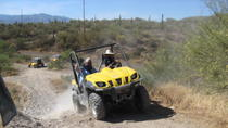Arizona Desert Tour by UTV, Phoenix, 4WD, ATV & Off-Road Tours