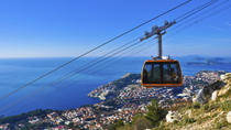 Dubrovnik Combo: Cable Car Ride to Mount Srd and Old Town Tour, Dubrovnik