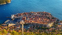 Dubrovnik Super Saver: Mt Srd Cable Car Ride plus Old Town and City Walls Walking Tour, Dubrovnik
