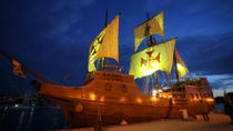 Galleon Evening Cruise from Dubrovnik or Cavtat with Drinks and Canapés, Dubrovnik, Night...