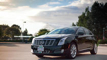 Private Transport from Pacific Central Station Via Rail to Downtown Vancouver, Vancouver, Airport &...