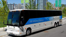 Coach Transfer from Downtown Vancouver to Victoria, Vancouver, Airport & Ground Transfers