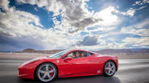 Lake Mead Exotic Car Experience, Las Vegas, Adrenaline & Extreme