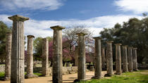 Katakolon Shore Excursion: Private Tour of Ancient Olympia and Archeological Site, Cyclades ...