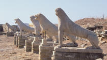 Private Tour: Delos Day Trip from Mykonos, Mykonos, Helicopter Tours