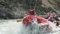 Athabasca Family Rafting Adventure: Class II Plus Rapids, Jasper, White Water Rafting & Float Trips