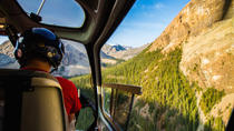 Canadian Rockies Helicopter Tour with Transport from Banff, Banff, Helicopter Tours