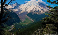 Private 2-Day Mount Rainier and Mount St Helens Tour, Seattle