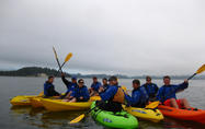 Private Outdoor Adventure and Wine-Tasting Tour in Seattle, Seattle