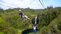 Zip n' Swim- Zipline Through Paradise and Private Waterfall Swim, Big Island of Hawaii, Ziplines