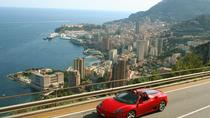 Ferrari Sports Car Experience from Monaco, Monaco, Helicopter Tours