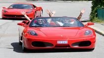 Ferrari Sports Car Experience from Nice, Nice, Literary, Art & Music Tours
