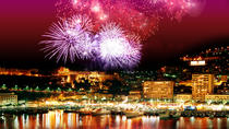 Private Luxury Yacht Fireworks Cruise from Monaco with Personal Skipper, Monaco