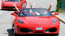 Villefranche Shore Excursion: Ferrari Sports Car Experience to Nice, Nice, Ports of Call Tours