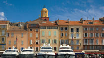 Villefranche Shore Excursion: Small-Group St Tropez Day Trip, Nice