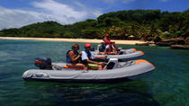 Self-Drive Boat Tour with Snorkeling from St George's, Grenada, Scuba & Snorkelling