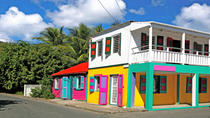 Road Town Shore Excursion: Tortola Island Adventure, British Virgin Islands, Port Transfers