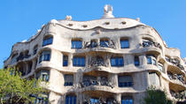 Barcelona Gaudi Tour by Scooter, Barcelona, Motorcycle Tours