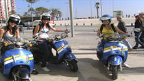 Barcelona Independent Scooter Tour and Rental, Barcelona, Motorcycle Tours