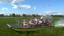 Florida Everglades Airboat Tour and Alligator Encounter with Lunch, Everglades National Park, ...