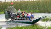 Private Airboat Tour with Alligator Encounter and Transport, Orlando, Swim with Dolphins