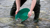 Juneau Super Saver: Gold Panning and Salmon Bake, Juneau, null