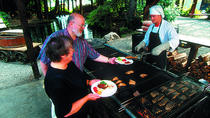Mendenhall Glacier Tour with Salmon Bake from Juneau , Juneau, Half-day Tours