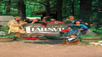 Skagway Shore Excursion: Liarsville Gold Rush Camp, Gold Panning and Salmon Bake Combo, Skagway