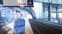 Shared Departure Transfer: Lyon Hotel to Gare de Lyon Saint-Exupéry, Lyon, Airport & Ground ...