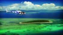 Cairns Shore Excursion: Green Island by Helicopter and Cruise, Cairns & the Tropical North,...