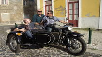 Private Tour: Best of Lisbon by Sidecar, Lisbon, Vespa, Scooter & Moped Tours