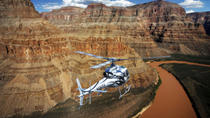 Lyxig rundtur till Grand Canyon West Rim med helikopter, Las Vegas, Helicopter Tours