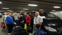 Private Arrival Transfer: Brussels Gare du Midi Railway Station to Brussels, Bruges or Ghent...
